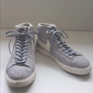2014 Nike Blazer Mid Prm Vintage Sneakers